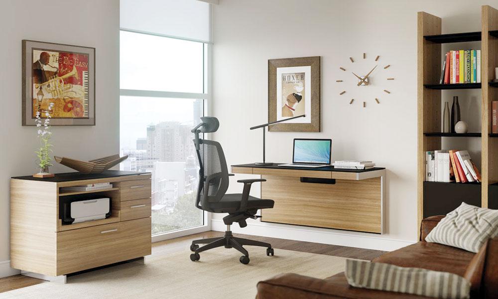 ہوم آفس کیلئے مختلف ڈیزائن پر غور کریں