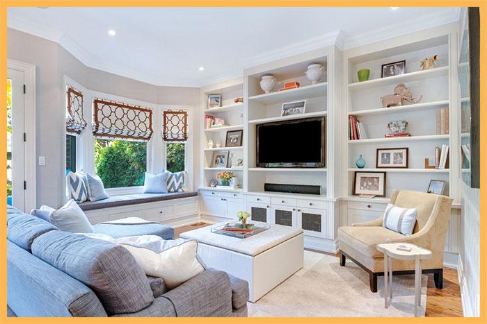 چھوٹا سا گھر کیسے بڑا دکھے؟