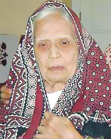 ''دادی لیلاوتی'' سندھ میں تعلیم نسواں کے فروغ میں ان کا مثالی کردار رہا