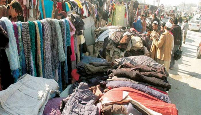 'لنڈا بازار' اب خوش حا ل طبقہ بھی اس طرف کا رخ کرنے لگا ہے
