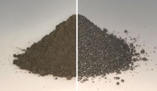 Making Oxygen From Moon Dust