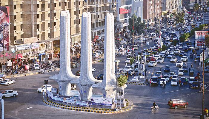 'کراچی کو عزت دو' اس کا بدن انتہائی کمزور اور لاغر ہوچکا تھا