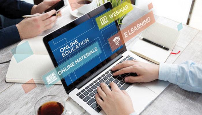 آن لائن تعلیم میں سب کیلئے مواقع