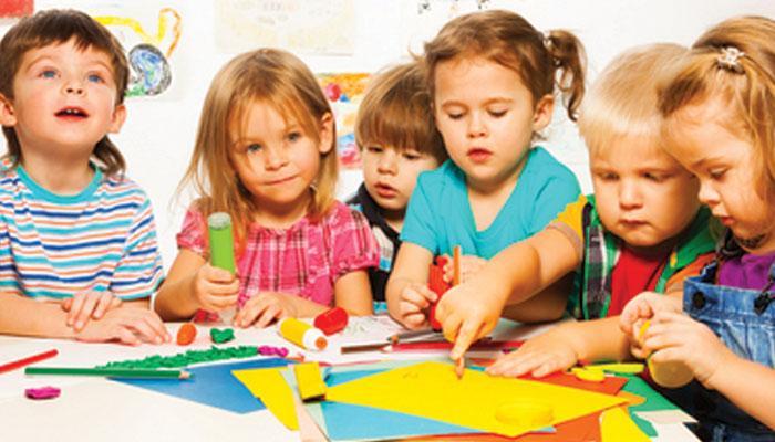 بچوں کیلئے بہترین تعلیمی سرگرمیاں