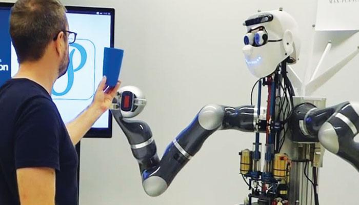ہیومن روبوٹ انٹریکشن