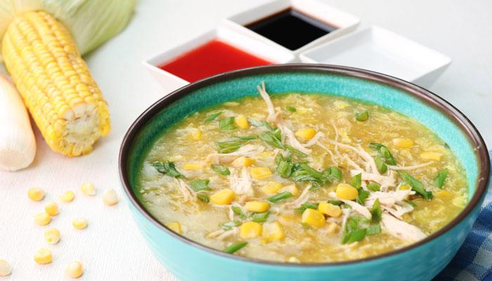 ٹھنڈے موسم کی سوغات'' گرما گرم سوپ''
