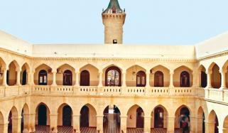 Sindh Madrasa Library