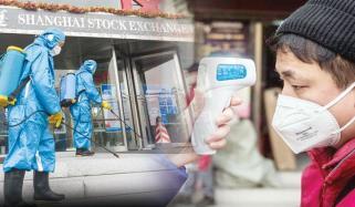 Chinese Stocks Suffer Because Of Corona Virus