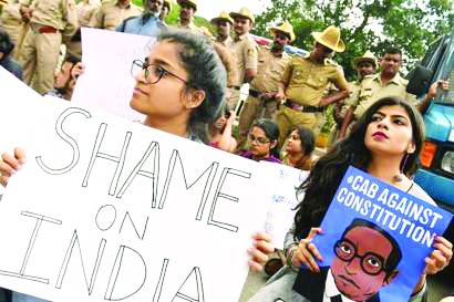 بھارتی مسلمانوں کی بقا کی جنگ