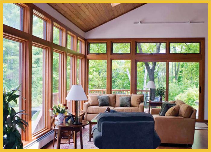 کھڑکیوں اور دروازوں کے نئے انداز