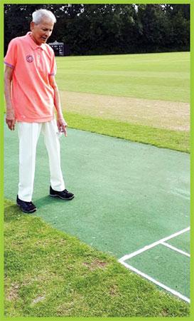 کرکٹر محمد مناف نئے کھلاڑیوں کی رہنمائی اپنا مشن سمجھتے تھے