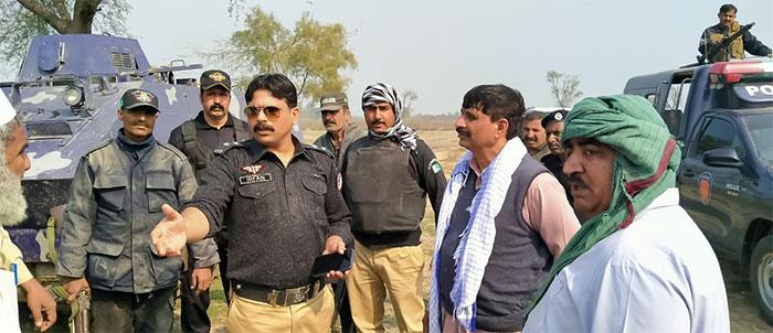 'کچے کے علاقےمیں آپریشن' متعدد ناکامیوں کے بعد پولیس کی پہلی کامیابی