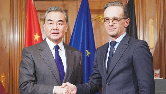 چین، یورپ اور ٹیکنالوجی ڈومونٹ میونخ کانفرنس
