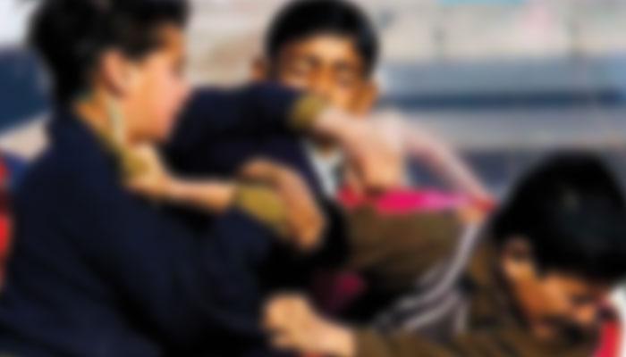 بچوں کی لڑائی بڑوں کے جھگڑے میں تبدیل