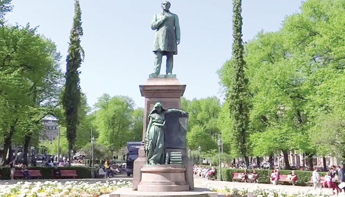 فن لینڈ میں سیاحوں کیلئے پُرکشش مقامات و عمارات