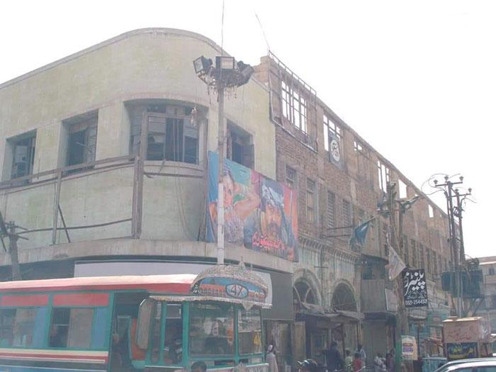 'نگار سنیما' اس جگہ قیامِ پاکستان سے قبل موتی رام تھیٹر تھا