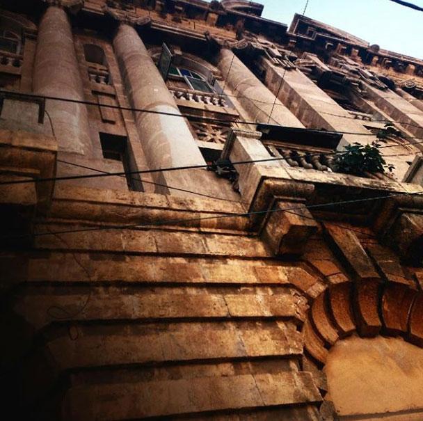 'کراچی پورٹ ٹرسٹ' ایک صدی پہلے کی داستان سناتی عمارت