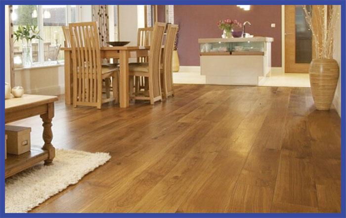 گھر کو نیا انداز دیتے لکڑی کے فرش