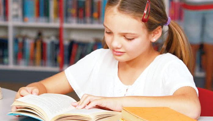 بچوں میں مطالعہ کا شوق پروان چڑھائیں