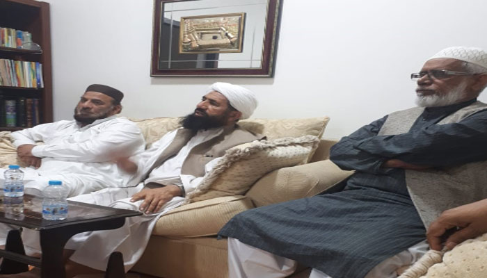 پاکستان رائیٹرز فورم جدہ اور سماجی رابطہ کمیٹی کے زیر اہتمام ایمان افروز نشست