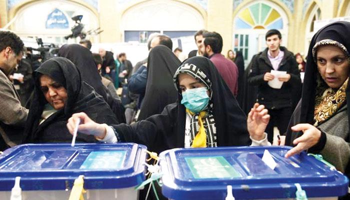 ایران میں انتخابات