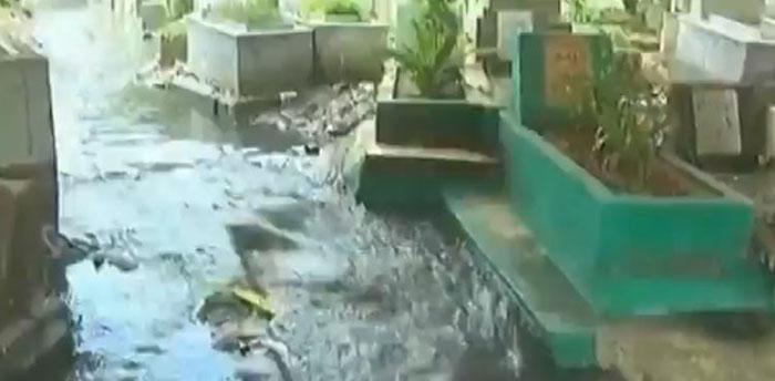 کراچی کے قبرستان صفائی ستھرائی سے محروم