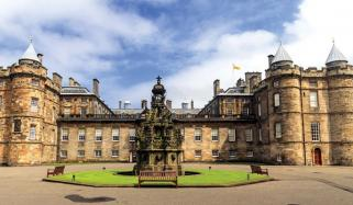 Ancient Buildings Edinburgh