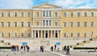 Ancient Buildings Of Athens