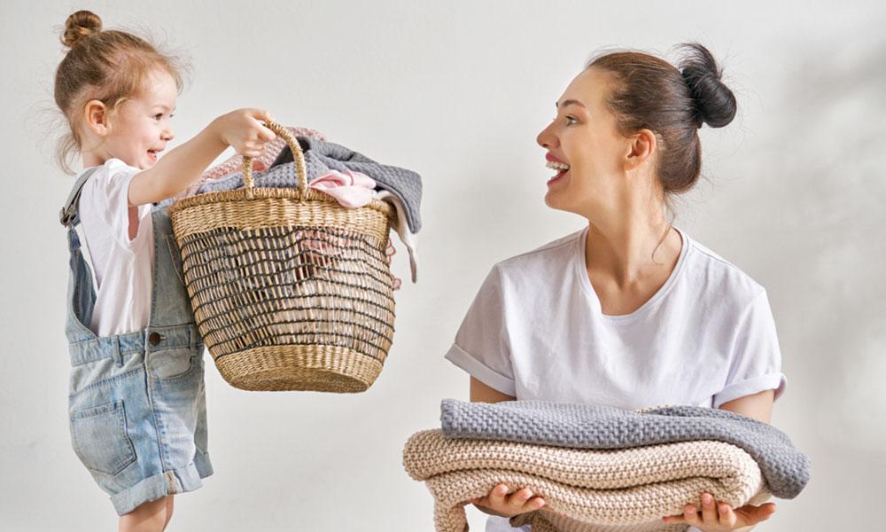 بچوں میں صفائی اور منظم ہونے کی عادتیں