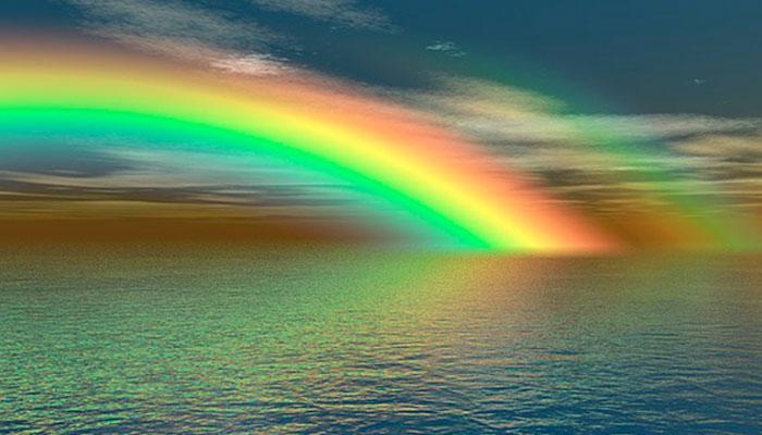 رنگوں کی دُنیا...!!