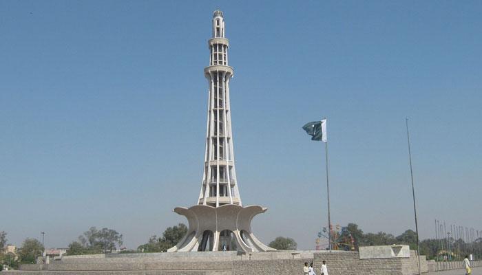 مینارِ پاکستان کی کہانی