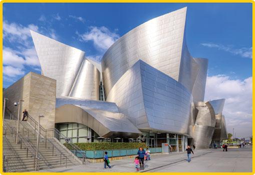 لاس اینجلس کی متاثر کن عمارات