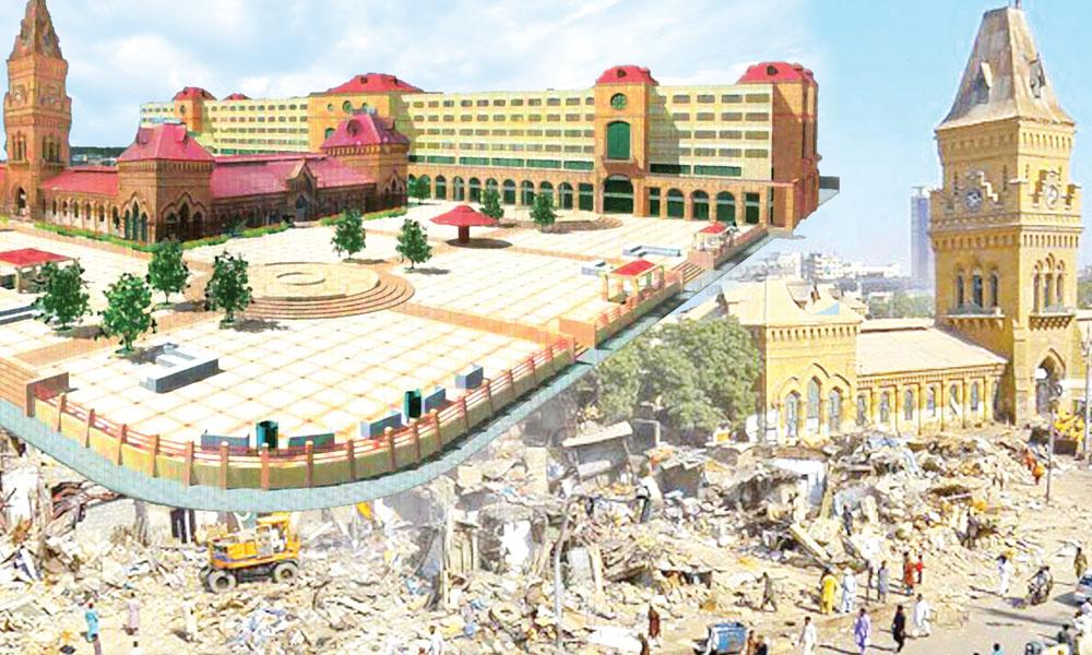 کراچی کی بحالی