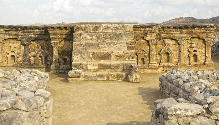 گندھارا تہذیب و فن اور تعمیرات