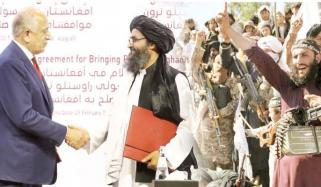 America Taliban Peace Talks