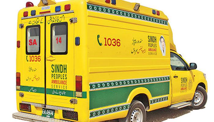 سندھ پیپلز ایمبولینس سروس