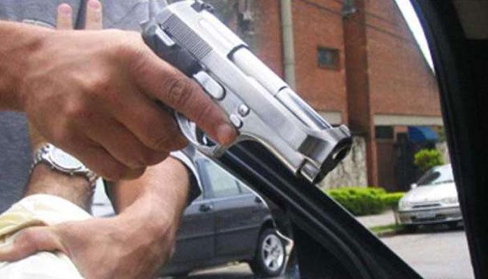 ڈاکو آزاد، پولیس غائب