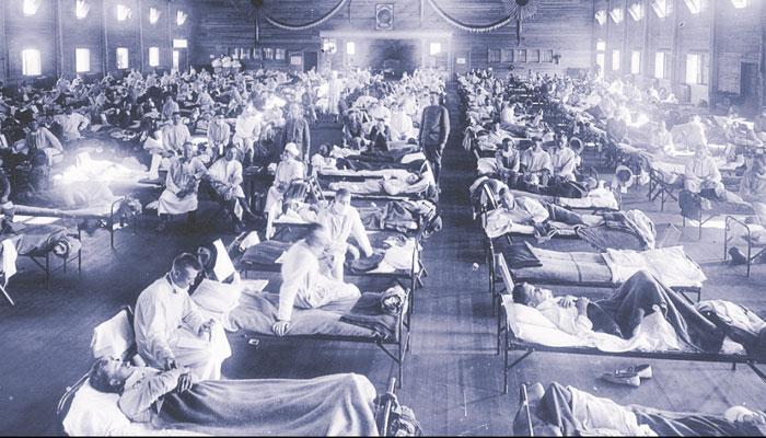 قدرتی آفات وبائی امراض اور مالتھس