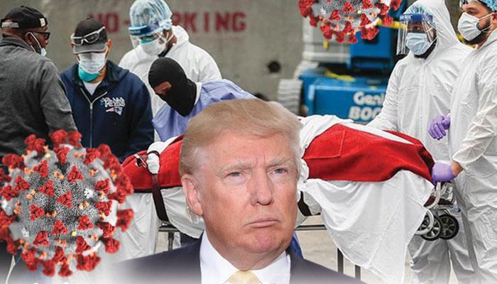 کورونا وائرس اور امریکی بالادستی کیلئے خطرہ