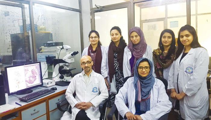 پاکستان میں کورونا وائرس پر جینیاتی تحقیق