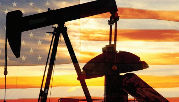 امریکی تیل کی پیداوار میں توقع سے زیادہ تیزی سے کمی