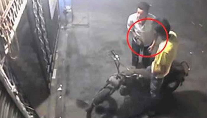 جرائم کی وارداتوں میں موٹر سائیکل کا استعمال