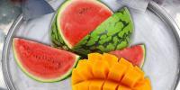 Mango And Watermelon
