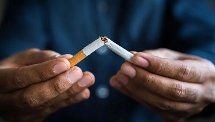 سگریٹ نوشی ترک کرنے کا فیصلہ کریں