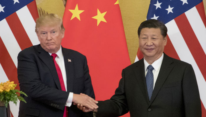 نئی تبدیلیوں کے معمار امریکا اور چین