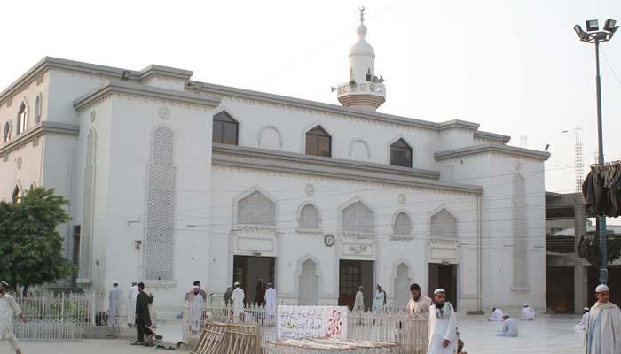 جامعہ بنوریہ عالمیہ کے رئیس و شیخ الحدیث 'مفتی محمد نعیم '