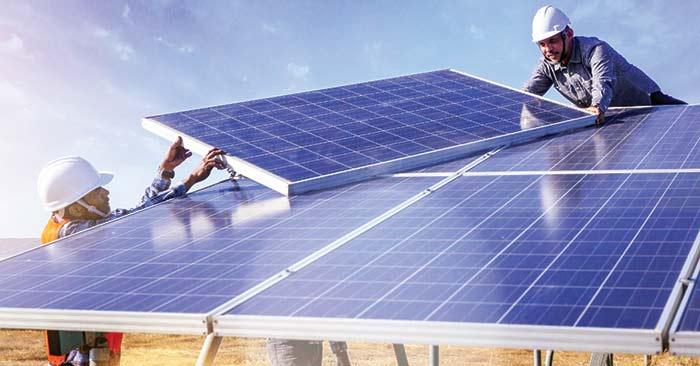 امریکا میں قابلِ تجدید ذرایع سے توانائی کا حصول