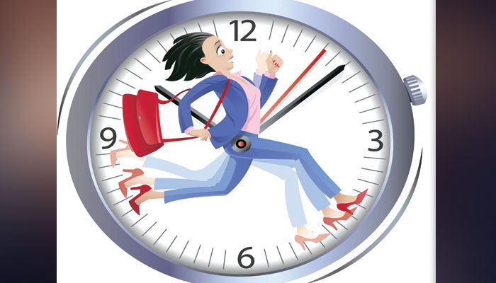 زمانہ ''وقت'' کاحیرت کدہ (قسط نمبر2)