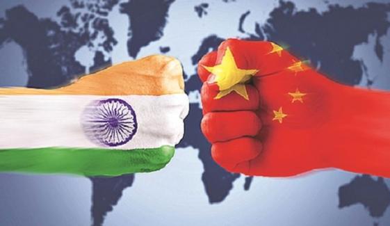 India China Border Dispute In Ladakh