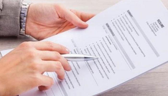 'CV' میں کن نقاط کا احاطہ کرنا چاہیے؟
